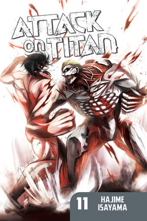 Attack on Titan 11 by