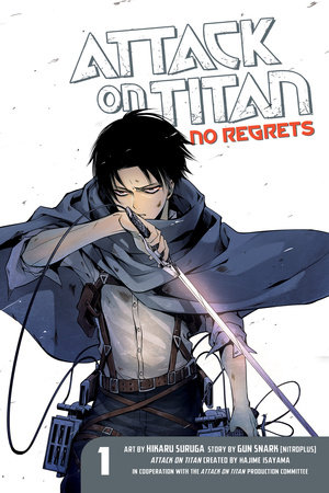 Attack on Titan: No Regrets 1 by