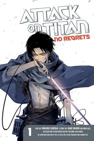 Attack on Titan: No Regrets 1 by Gun Snark