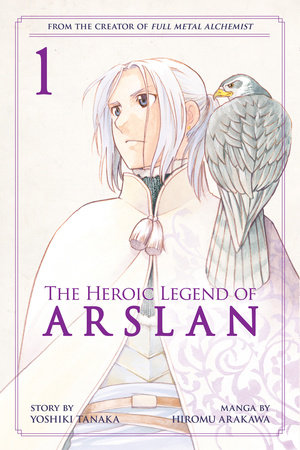 The Heroic Legend of Arslan 1 by