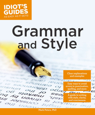Grammar and Style book cover