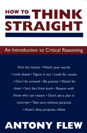 How to Think Straight