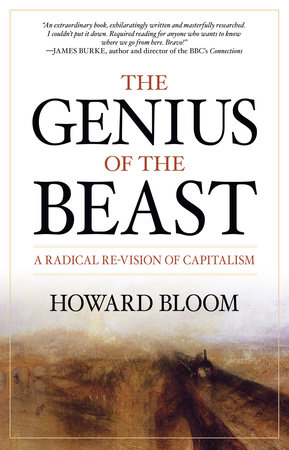 The Genius of the Beast by Howard Bloom