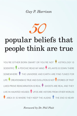 50 Popular Beliefs That People Think Are True by