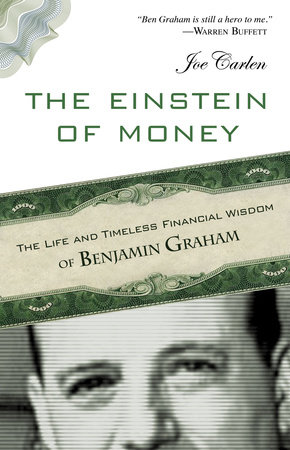 The Einstein of Money by Joe Carlen