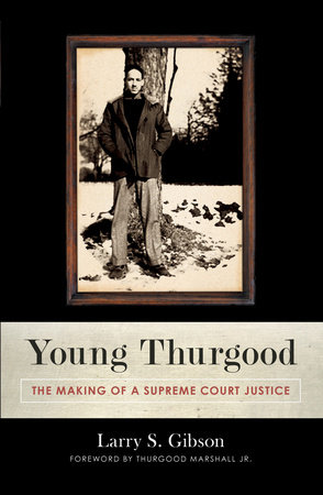 Young Thurgood by