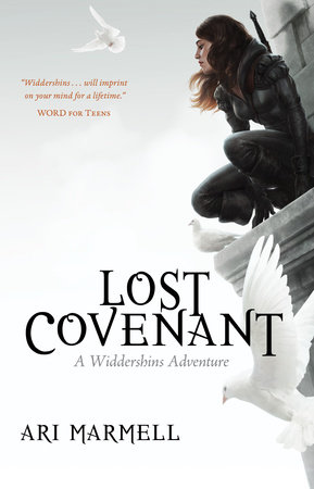 Lost Covenant by Ari Marmell