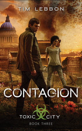 Contagion by Tim Lebbon