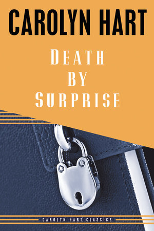 Death by Surprise by Carolyn Hart