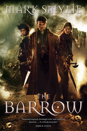 The Barrow by Mark Smylie
