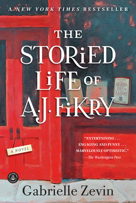 Cover art for The Storied Life of A. J. Fikry