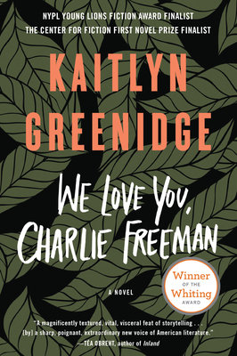 Cover art for We Love You, Charlie Freeman