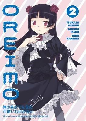 Oreimo Volume 2