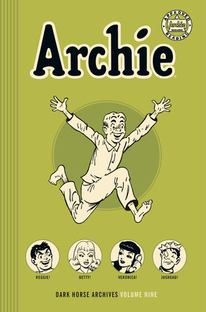 Archie Archives Volume 9 by Irv Novick