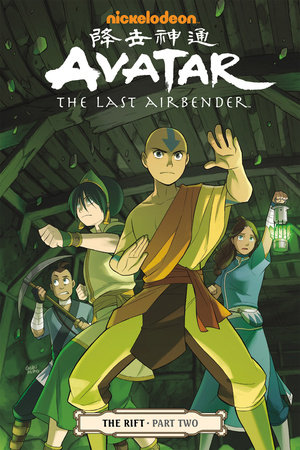 Avatar: The Last Airbender -  The Rift Part 2 by
