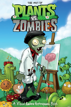 The Art of Plants vs. Zombies by