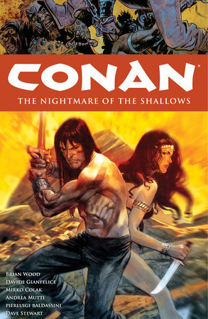 Conan Volume 15: The Nightmare of the Shallows by