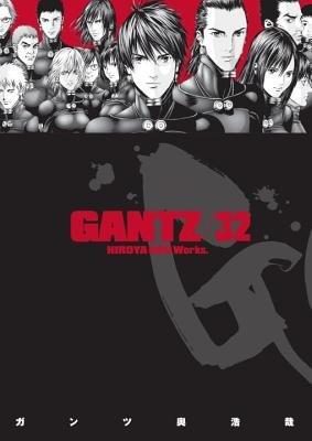 Gantz Volume 32 by Hiroya Oku