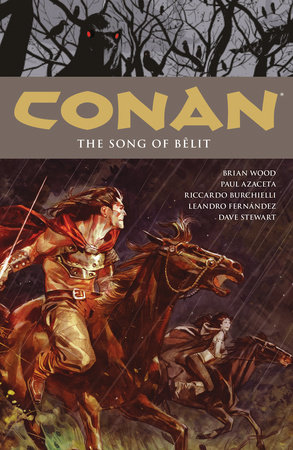 Conan Volume 16: The Song of Belit by