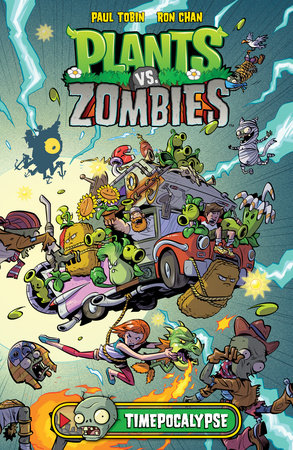 Plants vs. Zombies Volume 2: Timepocalypse - Penguin Random House Retail