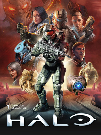 Halo: Escalation Library Edition