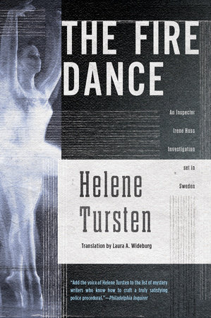 The Fire Dance by Helene Tursten