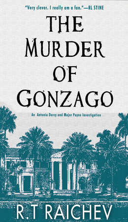 Murder of Gonzago by R.T. Raichev