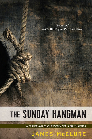 THE SUNDAY HANGMAN by James McClure