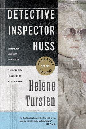 Detective Inspector Huss by