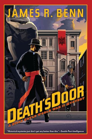 Death's Door by James R. Benn