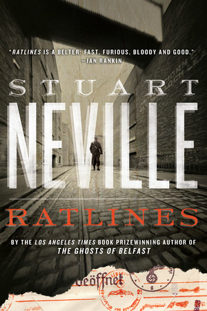 Ratlines by Stuart Neville