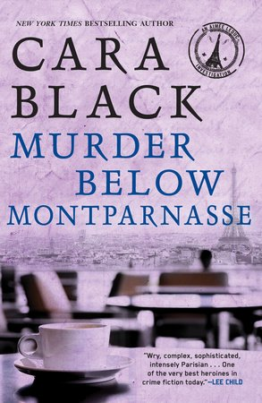 Murder Below Montparnasse by
