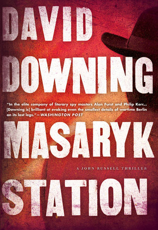 Masaryk Station by