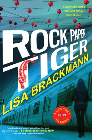 Rock Paper Tiger by