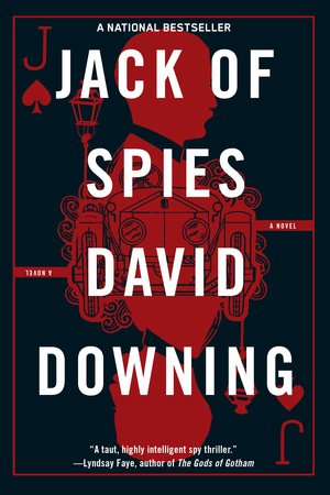 Jack of Spies by