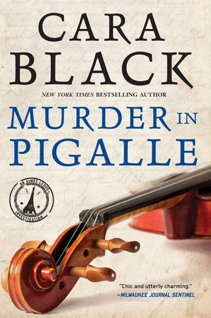 Murder in Pigalle by