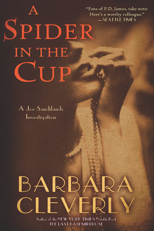 A Spider in the Cup by Barbara Cleverly
