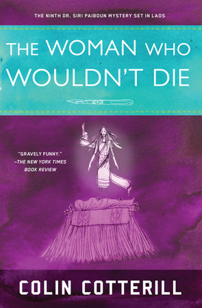 The Woman Who Wouldn't Die by
