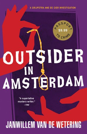 Outsider in Amsterdam by