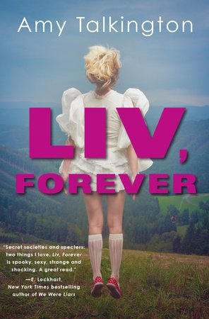 Liv, Forever by Amy Talkington