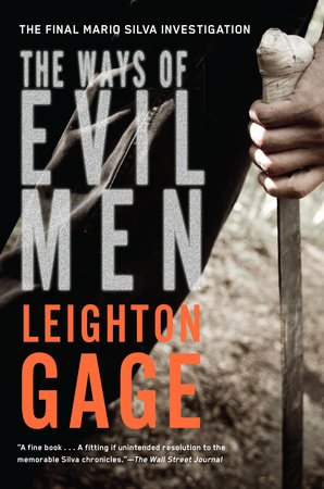 The Ways of Evil Men by Leighton Gage