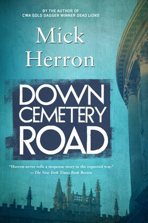 Down Cemetery Road by