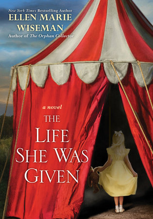 Cover of The Life She Was Given
