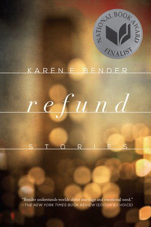Cover of Refund: Stories