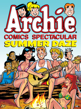 Archie Comics Spectacular: Summer Daze by Archie Superstars