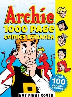 Archie 1000 Page Comics Bonanza by