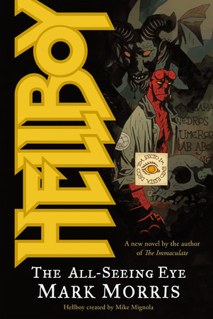 Hellboy: All-Seeing Eye by Mike Mignola