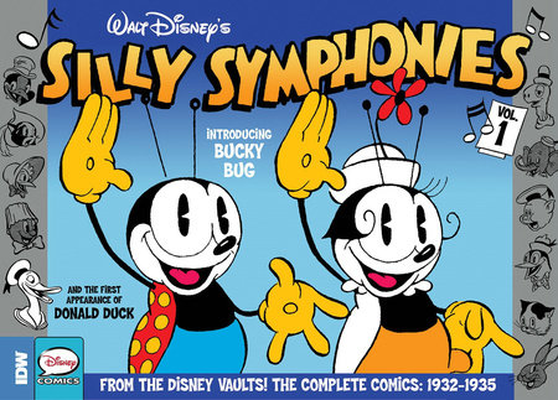 Image of: Scene Silly Symphonies Volume 1 The Complete Disney Classics 19321935 Penguin Random House Education Penguin Random House Education Silly Symphonies Volume 1 The Complete Disney Classics 19321935