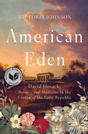 Cover of American Eden
