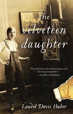 Cover of The Velveteen Daughter
